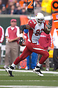 LEONARD POPE, of the Arizona Cardinals, in action during their game against the Cincinnati Bengals on November 18, 2007 in Cincinnati, Ohio...Cardinals win 35-27..SportPics
