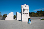Martin Luther King Jr Memorial, Washington, DC, dc124538