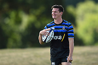 Freddie Burns of Bath Rugby. Bath Rugby pre-season training on August 8, 2018 at Farleigh House in Bath, England. Photo by: Patrick Khachfe / Onside Images