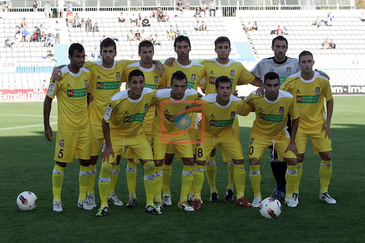 Team FC Cartagena. CE Sabadell vs FC Cartagena: 3-2 (League ADELANTE-Season 4).