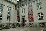 Kode 4 art gallery museum exterior, Bergen, Norway
