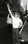 Mark Hamill on August 12, 1981 in New York City.