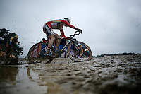 Jim Aernouts (BEL/Sunweb-Napoleon Games)<br /> <br /> Zolder CX UCI World Cup 2014