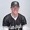 Trevor Fagan of Wantagh poses for a portrait during Newsday's varsity baseball season preview photo shoot at company headquarters on Saturday, March 18, 2017.