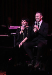 Liza & Alan Concert at Town Hall in New York City on 3/13/2013. Nightlife impresario Daniel Nardicio brings Liza Minnelli and Alan Cumming to the Manhattan stage for the first time in celebration of her 67th Birthday..