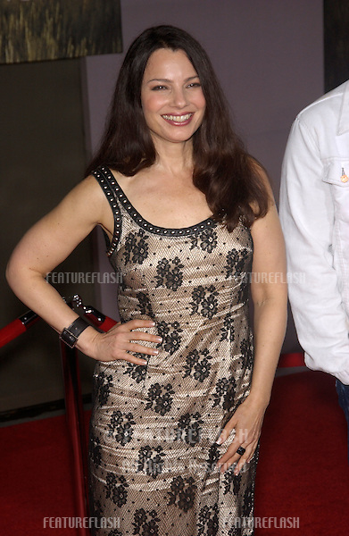 Actress FRAN DRESCHER at the world premiere, in Hollywood, of Cold Creek Manor..Sept 17, 2003