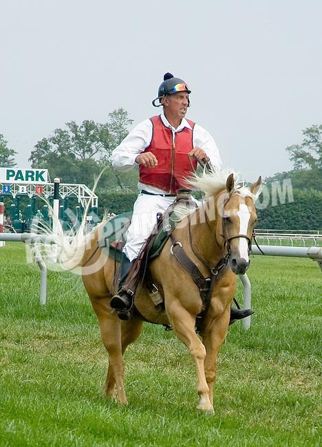 Lance at Delaware Park on 9/1/12