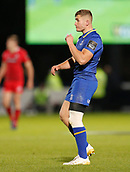 29th September 2017, RDS Arena, Dublin, Ireland; Guinness Pro14 Rugby, Leinster Rugby versus Edinburgh; Jordan Larmour of Leinster