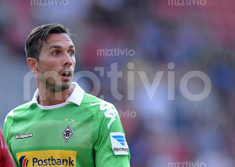 FUSSBALL  1. Bundesliga   2013/2014   Testspiel  FC Ingolstadt 04 - Borussia Moenchengladbach    13.07.2013 Martin Stranzl  (Borussia Moenchengladbach)