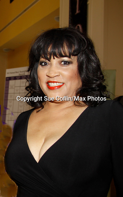 Jackee Harry - Another World at The National Black Theatre Festival with a week of plays, workshops and much more with an opening night gala of dinner, awards presentation followed by Black Stars of the Great White Way followed by a celebrity reception. It is an International Celebration and Reunion of Spirit. (Photo by Sue Coflin/Max Photos)