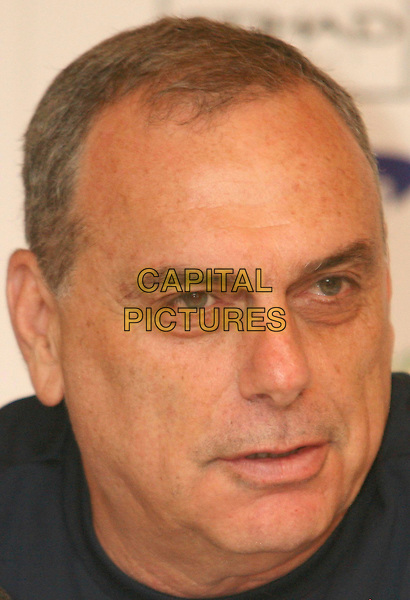 AVRAM GRANT.at Chelsea's press conference today at their Cobham training ground ahead of their fixture this weekend against Middlesborough, USA, 28th March 2008..football manager portrait headshot .CAP/DS.©Dudley Smith/Capital Pictures
