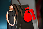 San Sebastian, Spain, 20/09/2013<br />  Inaugural Gala on 61 International Film Festival<br />  Annette Bening presents the film The Face of Love , a title which will inaugurate the Pearls section.
