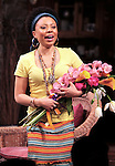 Shalita Grant during the Broadway Opening Night Performance of 'Vanya and Sonia and Masha and Spike' at the Golden Theatre in New York City on 3/14/2013.