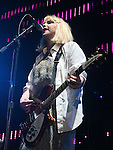 IRVINE, CA. - June 05: Courtney Love of Hole  performs at the 2010 Los Angeles KROQ Weenie Roast at Verizon Wireless Amphitheater on June 5, 2010 in Irvine, California.