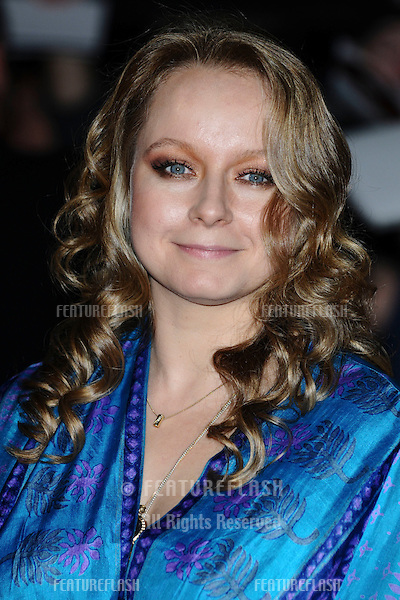 "Samantha Morton at the ""John Carter"" premiere at the BFI South Bank, London. 02/03/2012 Picture by: Steve Vas / Featureflash"