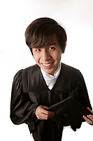 montreal  (QC) CANADA - Sept  2009 - model released photo of an asian teenage male