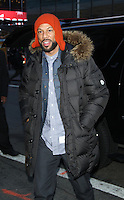 NEW YORK, NY - JANUARY 8: Common at Good Morning America in New York City. January 8, 2013: Credit: RW/MediaPunch Inc. /NortePhoto