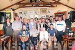 90th Birthday : Bridget Edgeworth, Asdee, second from right front  celebrating her 90th birthday with family & fr the Railway Bar, Ballybunion on Friday night last,