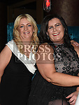 Breda Kelly and Roisin Smith at the ABACAS Valentine Ball at the Westcourt Hotel. Photo:Colin Bell/pressphotos.ie