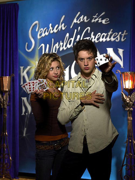 ALYSON MICHALKA & JOHNNY PACAR.in Now You See It.*Editorial Use Only*.www.capitalpictures.com.sales@capitalpictures.com.Supplied by Capital Pictures.