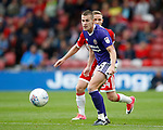 Paul Coutts of Sheffield Utd during the Championship match at the Riverside Stadium, Middlesbrough. Picture date: August 12th 2017. Picture credit should read: Simon Bellis/Sportimage