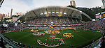 Open Ceremony as part of the Cathay Pacific / HSBC Hong Kong Sevens at the Hong Kong Stadium on 27 March 2015 in Hong Kong, China. Photo by Aitor Alcalde / Power Sport Images