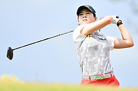 SINGAPORE - FEBRUARY 01: In Gee Chun of South Korea on the 6th tee during the second round of the HSBC Women's World Championship 2019 at Sentosa Golf Club - Tanjong Course, Singapore on March 01, 2019.<br /> .<br /> .<br /> .<br /> (Photo by: Naratip Golf Srisupab/SEALs Sports Images)<br /> .<br /> Any image use must include a mandatory credit line adjacent to the content which should read: Naratip Golf Srisupab/SEALs Sports Images