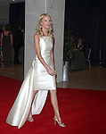 Sandra Lee.attending the White House Correspondents' Association (WHCA) dinner at the Washington Hilton Hotel in Washington, D.C..