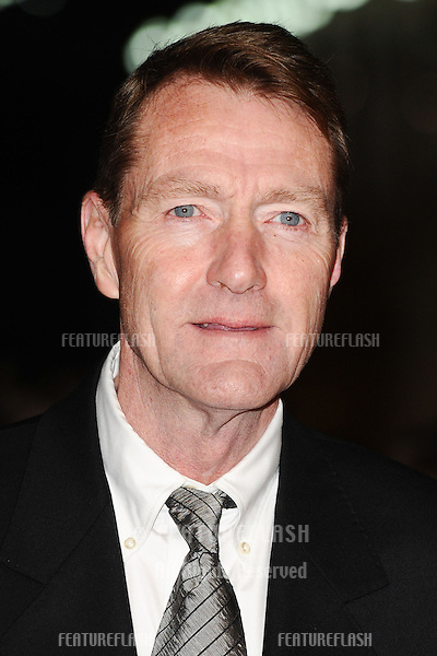 "Lee Child arrives for the ""Jack Reacher"" premiere at the Odeon Leicester Square, London. 10/12/2012 Picture by: Steve Vas / Featureflash"