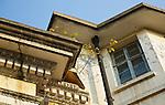 Detail On The Standard Oil Office (West Elevation) In Jiujiang (Kiukiang).