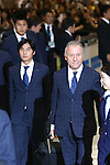 Alberto Zaccheroni (JPN), JUNE 27, 2014 - Football / Soccer : Japanese national soccer team are seen upon arrival back from the World Cup 2014 Brazil at Narita International Airport in Narita on Friday, June 27, 2014. (Photo by AFLO SPORT) [1205]