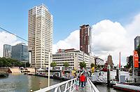 Nederland Rotterdam 2017. Maritiem Museum Haven. Foto Berlinda van Dam / Hollandse Hoogte