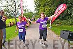 Josephine Blair and Margaret Riordan who took part in the Killarney Women's Mini Marathon on Saturday last.