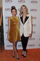 BEL AIR, CA - OCTOBER 20: Beth Behrs, Sarah Hyland attends ASPCA's Los Angeles Benefit on October 20, 2016 in Bel Air, California.  (Credit: Parisa Afsahi/MediaPunch).