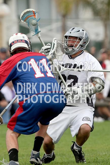 Newport Beach, CA 05/02/09 - Max Satossky (CDM# 22) and Rex Suter (SI#11)