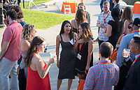 Occidental College alumni gathered for class reunions from June 23-25, 2017 as part of Alumni Reunion Weekend. Alums shared memories, honored the Seal Award winners and had fun dancing with Oswald!<br /> (Photo by Marc Campos, Occidental College Photographer)