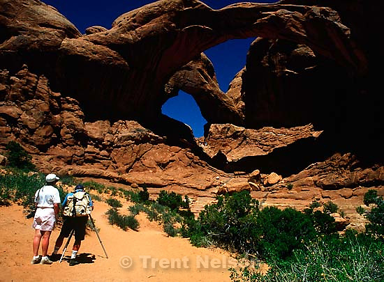 Double Arch, May 1988.   &amp;#xA;<br />