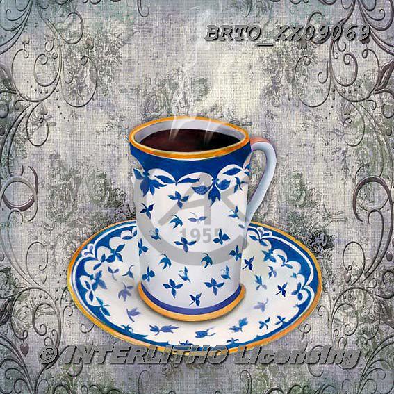 Alfredo, STILL LIFE STILLLEBEN, NATURALEZA MORTA, paintings+++++,BRTOXX09069,#i# ,tea