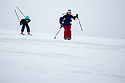 10/12/17<br /> <br /> Skiers take advantage of snowfall near Buxton in the Derbyshire Peak District<br />   <br /> All Rights Reserved F Stop Press Ltd. +44 (0)1335 344240 +44 (0)7765 242650  www.fstoppress.com