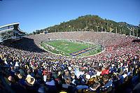 Berkeley, Ca - Saturday, October 20, 2012: Cal vs Stanford at the115th Big Game. Stanford defeated Cal 21-3.