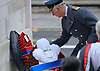 12.11.2017, London; UK: KATE MIDDLETON MOVED OFF MAIN BALCONY FOR REMEMBRANCE<br />With The Queen viewing the ceremony from the main balcony of the Foreign &amp; Commonwealth Office, alongside The Duke of Edinburgh and Camilla, Duchess of Cornwall, there was no space for the Duchess of Cambridge. She was moved to the second balcony that is normally reserved for minor royals.<br />Members of the Royal Family in attendance at the Cenotaph Ceremony included Queen Elizabeth, Duke of Edinburgh, Prince Charles; Camilla, Duchess of Cornwall, Princess Anne, Prince Andrew, Prince Edward, Sophie Wessex, Princess Alexandra, Duke of Kent, Duke and Duchess of Cambridge and Prince Harry.<br />Prince Charles placed two wreaths at the Cenotaph, the second being that for the Queen.<br />Also present were British Prime Minister Theresa May and Labour Leader Jeremy Corbyn.<br />Mandatory Photo Credit: MoD/NEWSPIX INTERNATIONAL<br /><br />PHOTO CREDIT MANDATORY!!: NEWSPIX INTERNATIONAL(Failure to credit will incur a surcharge of 100% of reproduction fees)<br /><br />IMMEDIATE CONFIRMATION OF USAGE REQUIRED:<br />Newspix International, 31 Chinnery Hill, Bishop's Stortford, ENGLAND CM23 3PS<br />Tel:+441279 324672  ; Fax: +441279656877<br />Mobile:  0777568 1153<br />e-mail: info@newspixinternational.co.uk<br />All Fees Payable To Newspix International