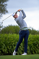 Nick Voke. Day two of the Jennian Homes Charles Tour / Brian Green Property Group New Zealand Super 6s at Manawatu Golf Club in Palmerston North, New Zealand on Friday, 6 March 2020. Photo: Dave Lintott / lintottphoto.co.nz
