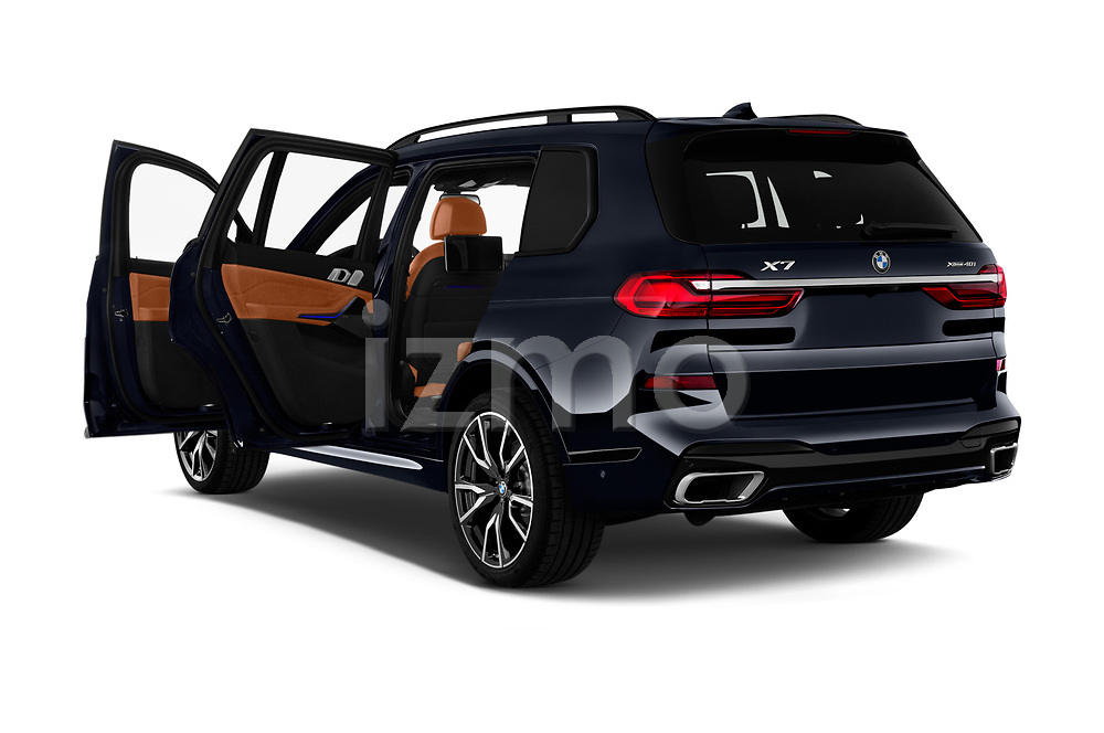 Car images of 2019 BMW X7 M-Sport 5 Door SUV Doors