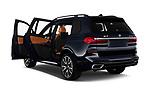 Car images of 2019 BMW X7 M-Sport 5 Door SUV Doors