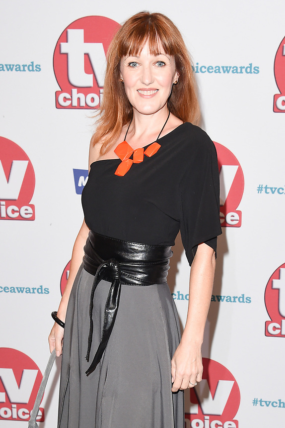 Casey Ainsworth<br /> arriving for the TV Choice Awards 2017 at The Dorchester Hotel, London. <br /> <br /> <br /> ©Ash Knotek  D3303  04/09/2017