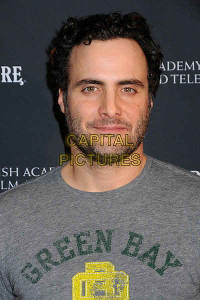 DOMINIC FUMUSA .17th Annual BAFTA Los Angeles Awards Season Tea Party held at the Four Seasons Hotel, Beverly Hills, California, USA, 15th January 2011..portrait headshot grey gray t-shirt beard facial hair .CAP/ADM/BP.©Byron Purvis/AdMedia/Capital Pictures.