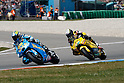 June 26, 2010 - Assen, Holland - Rizla Suzuki MotoGP Team's Italian Loris Capirossi takes a curve during teh Dutch MotoGP at Assen, Holland, on June 26, 2010. (Photo Andrew Northcott/Nippon News)