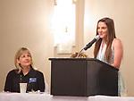 Distinguished Young Women Mayor's Breakfast 2017