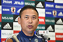 Football/Soccer: Japan vs New Zealand Women's Soccer Training Session in Kagawa Japan