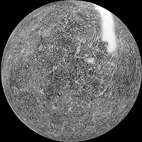 The planet, Mercury